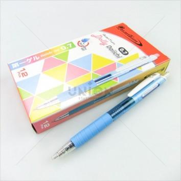 Quantum ปากกาเจล กด 0.7 Dolly Daiichi <1/12> หมึกน้ำเงิน
