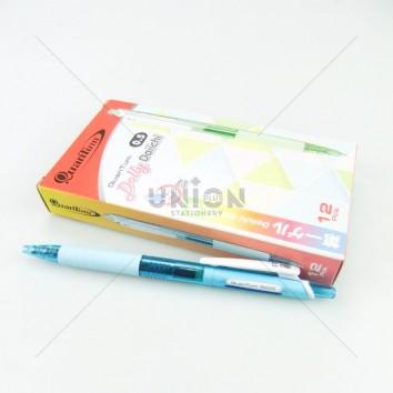 Quantum ปากกาเจล กด 0.5 Dolly Daiichi <1/12> หมึกน้ำเงิน