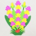 กอหญ้า ดอกไม้แต่งบอร์ด เบอร์ 046 <1/10>