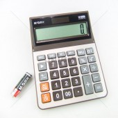 M&G เครื่องคิดเลขตั้งโต๊ะ 12 หลัก ADG98745 <1/1>