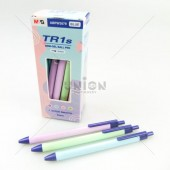 M&G ปากกาหมึกน้ำมัน กด 0.5 TR1s ABPW3079 <1/20> สีน้ำเงิน