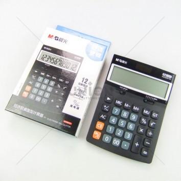M&G เครื่องคิดเลขตั้งโต๊ะ 12 หลัก ADG98751 <1/1>