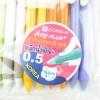 DONG-A ปากกาลูกลื่น กด 0.5 Any PLUS+ <1/12> สีน้ำเงิน