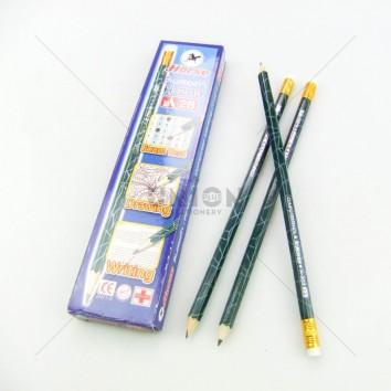 Horse ดินสอไม้ 2B H-203 <1/144>