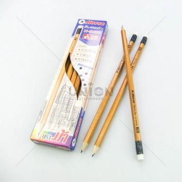 Horse ดินสอไม้ 2B H-9400 <1/144>