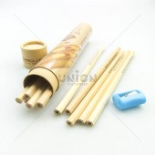 THANGLI ดินสอสีไม้ ชุด 12 สี HP-6691 <1/12>