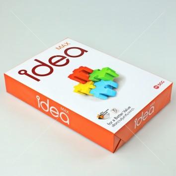 IDEA MAX กระดาษถ่ายเอกสาร 70แกรม A4 <1/500>