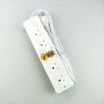 VOX ปลั๊กไฟ 5 ช่อง 1 สวิตซ์ 3 เมตร <1/1>