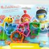 Smile Kids ดินน้ำมันไร้สาร 12 สี SK-160-SM มีพิมพ์ <1/6>