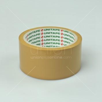OPP.เทปขุ่น (น้ำตาล) 2 X 45 หลา ยูนิเทป <1/6>